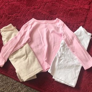 18 month girls long sleeves